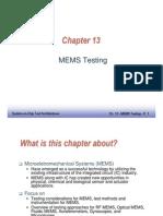 %%Chapter 13 MEMS Slides 110407