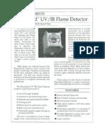 UV IR Datasheet