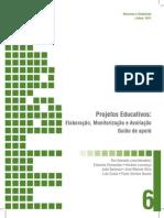 Projetos Educativos_Elaboração_Monitorização_Avaliação_Guião de Apoio