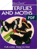 Butterflies and Moths - A Golden Guide