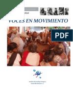 2008 Voces en Movimiento