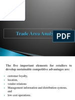 Trade Area Analysis