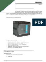 Características Técnicas CPU FBS