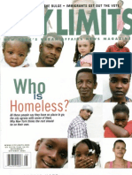 City Limits Magazine, September/October 2005 Issue