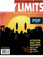 City Limits Magazine, May/June 2005 Issue