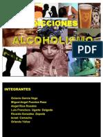 ADICCIONES ALCOHOLISMO