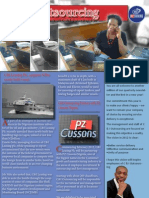 Outsourcing Newsletter 2012