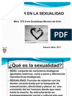 Educar en La Sexual Id Ad