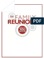 Family Reunion Packet 2012