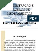 Curso ADM e Cálculo de Medicamentos