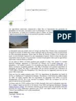 Le Phosphate Marocain Pour Sauver l