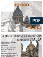 12 Barroco Arq - Esc Italia
