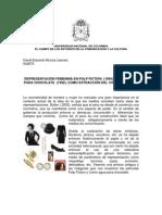 REPRESENTACIÓN FEMENINA EN PULP FICTION (Autoguardado) (1)