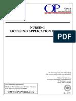 NursingApplicationPacket-October07
