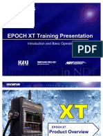Epoch Xt Training Presentation
