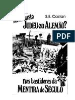 Holocausto Judeu Ou Alemão