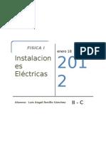 Materiales en Las Instalaciones Electric As - Fisica
