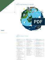 Nokia Sustainability Report 2010 PDF