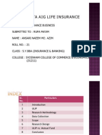 35995948 Tata Aig Life Insurance