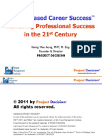 Results-Based Career Success by Naing Moe Aung, Project Decision