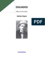 Joyce, James - Exiliados