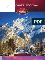 The Canadian Rockies Winter Adventure Guide