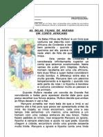 As Belas Filhas de Mufaro Conto Africano