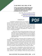 A Import an CIA Do Ensino Aprendizagem Da Lingua Brasileira Daisy Derli