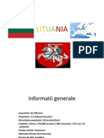 Lituania Power Point
