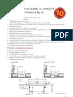 Purmo Assembly Instruction AQUILO 04 2009 RO