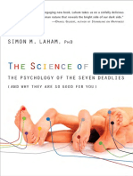 The Science of Sin by Simon M. Laham - Excerpt