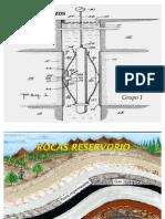 Características Litológicas y Estratigráficas de un Reservorio