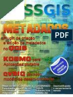 Revista FOSSGIS Brasil Ed 04 Janeiro 2012
