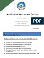 Nucleic Acids 2012