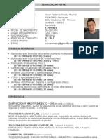 Curriculum Barcelona