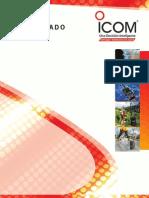 Catálogo de Radios ICOM 2012