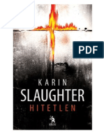 Slaughter, Karin - Hitetlen