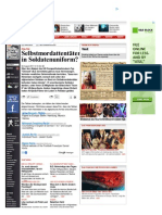 Selbstmordattentäter in Soldatenuniform - www-bz-berlin-de