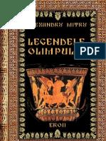 Alexandru Mitru - Legendele Olimpului Vol 2