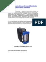 Arquitectura de Los Sistemas de Control Distribuidos DCS