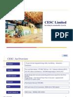 CESC - Investor Presentation July`09