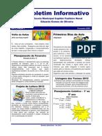 Boletim Informativo1 BLOG