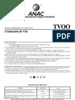 Comissário de Vôo -  TVOO