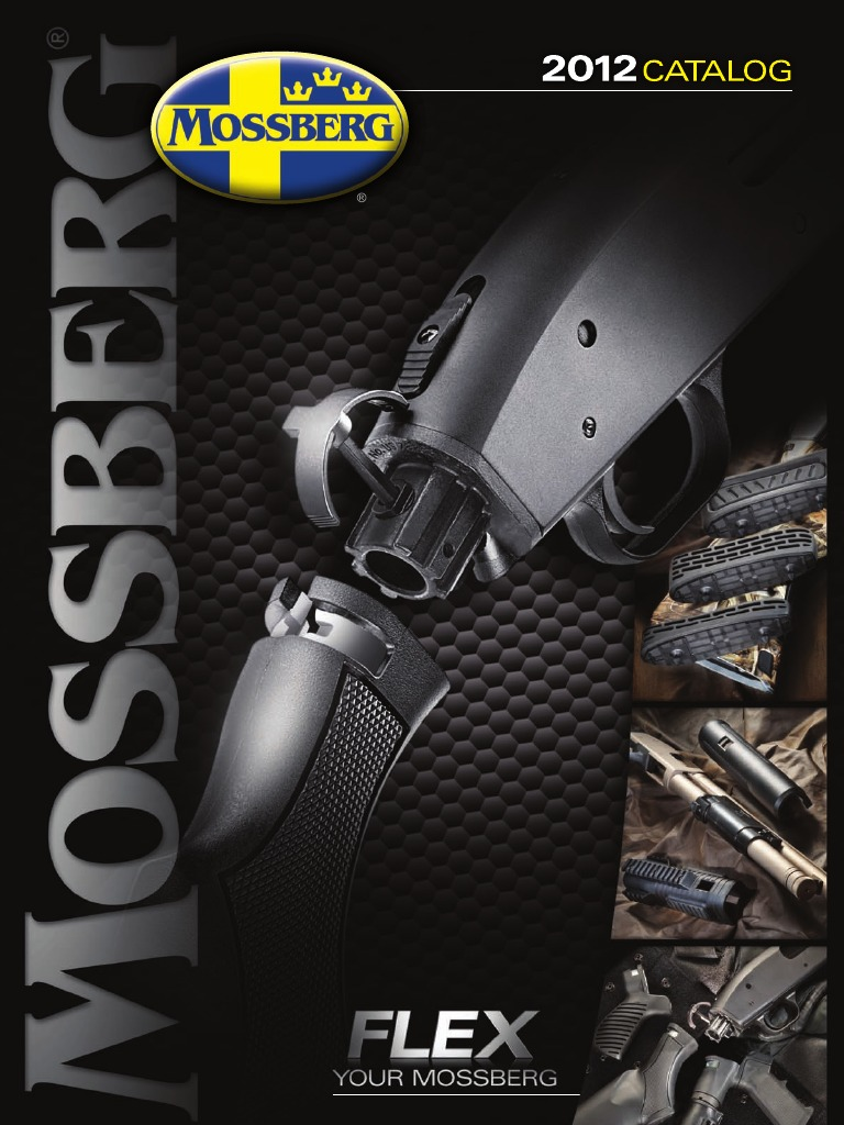 Mossberg Firearms 2012 Catalog Shotgun Rifle 715t Exploded Diagram