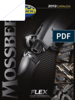 Mossberg 2012 Gun Specifications Charts