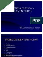 2.Historia Clinica y Examen Fisico Pediatrico