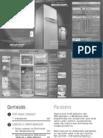 Brastemp 430 Frosfri_manual