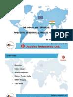 AFERA - Jesons Ind. Ltd.