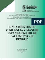 Programa Dengue 2008