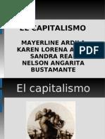 TRABAJO EL CAPITALISMO